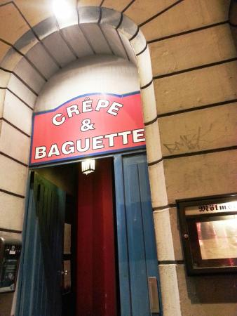 Crepe & Baguette