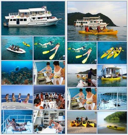Раваи, Таиланд: AQUATIC & OUTDOOR ADVENTURE CENTER ON THE PARADISE ISLAND OF PHUKET