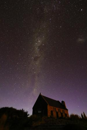 Lake Tekapo, Nowa Zelandia: Awesome Star Gazing!