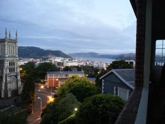 The Brothers Boutique Hotel: Aussicht von der Dachterrasse