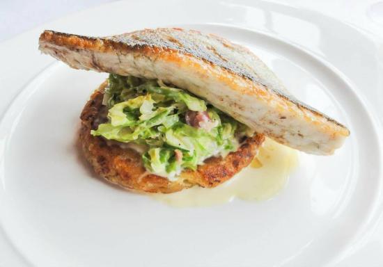 Crab & Boar Restaurant: Main course