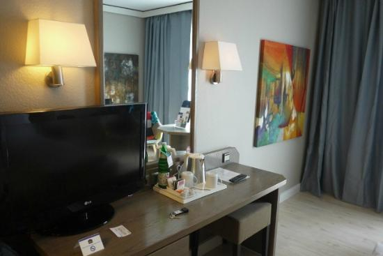 Hotel Düsseldorf City by Tulip Inn : ベストウエスタン ホテル マジェスティック