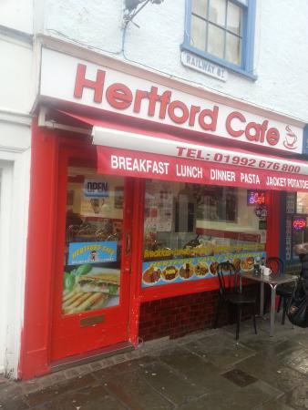 ‪Hertford Cafe‬