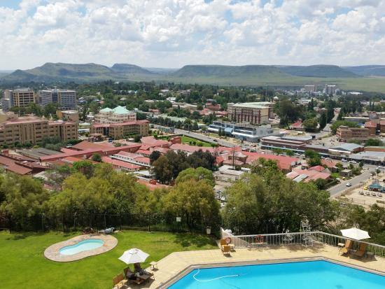 AVANI Lesotho Hotel & Casino: View from room