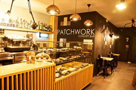 PATCHWORK concept bar