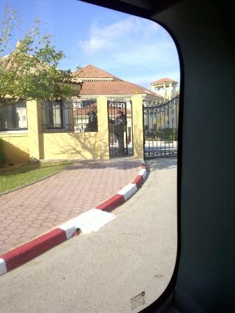 La Cigale Tabarka: Ce qu'on a pu voir de l'hôtel !