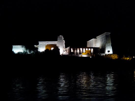 Sound and Light Show - Philae : The Pearl