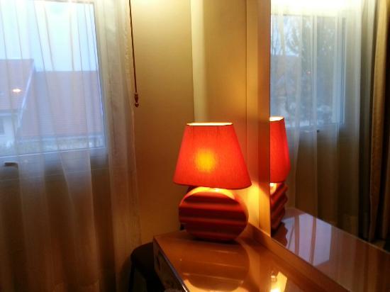 Hotel du Beryl: Deco