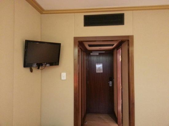 Hotel du Beryl: Tv