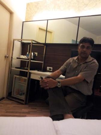 Ramada Bangalore : Me at RAMADA-BANGALORE