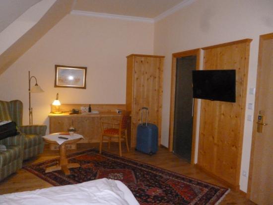 Hotel Zum Schwarzen Bären: la camera