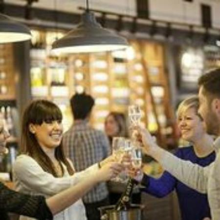 All Bar One Regent Street: People