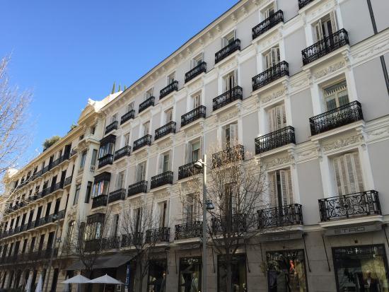 Foto de barrio de salamanca madrid casas del barrio de salamanca tripadvisor - Barrio salamanca madrid ...