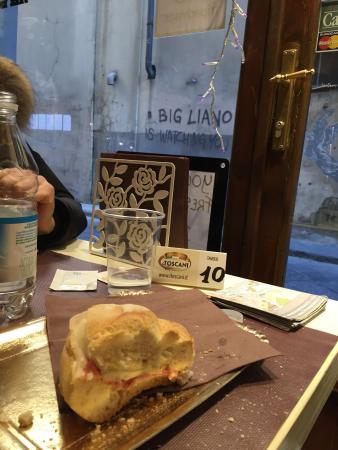 i Toscani: Panino