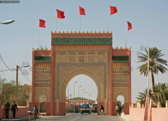 Merzouga, Maroko: morocco-sahara-tours