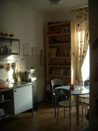 B&B Roma Ottaviano: Zona colazione