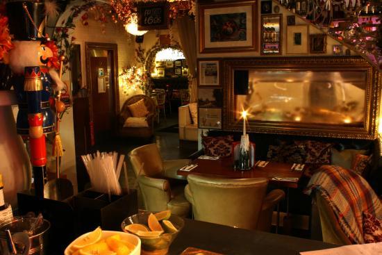 Ampm Bohemian Restaurant Interior Picture Of Ampm