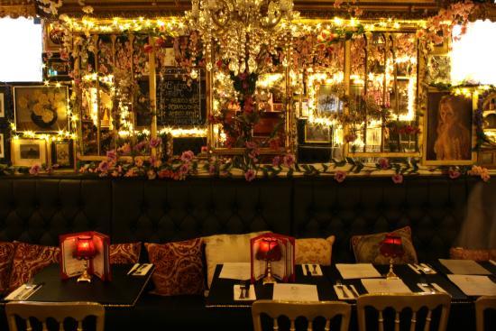 Cabaret supper club picture of ampm belfast tripadvisor - Ampm cuisine ...