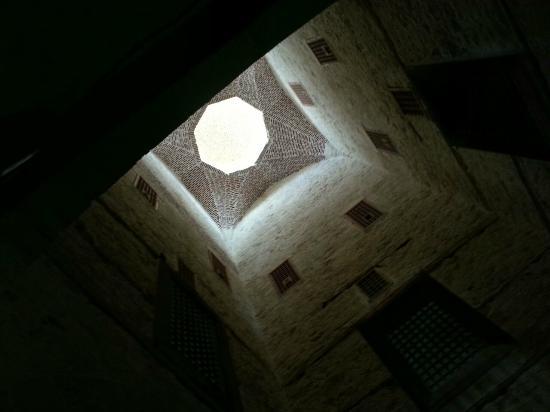 Fort Qaitbey: The minaret