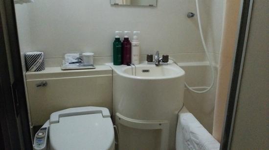 APA Hotel Koriyama Ekimae : バスルーム