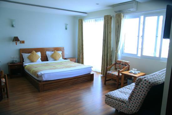 Hoang Hai (Golden Sea) Hotel : Vip room