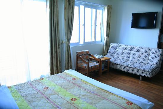 Hoang Hai (Golden Sea) Hotel: Vip room
