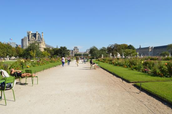 Jardin des tuileries foto di jardin des tuileries for Jardin tuileries