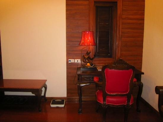 Sirilanna Hotel : room