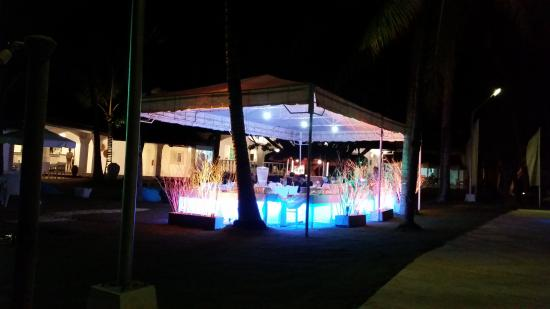 Pacific Cebu Resort: Birthday Dinner