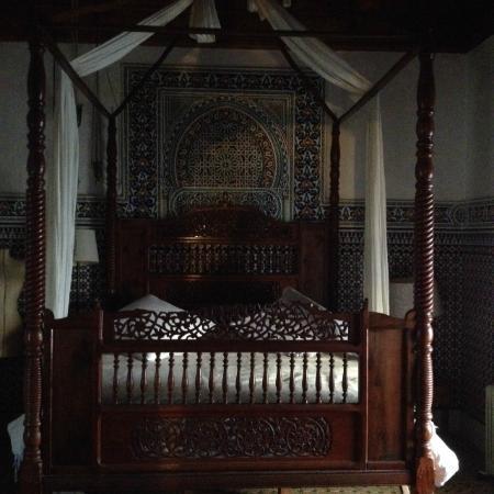 Riad Dar Mayssane : Zimmer