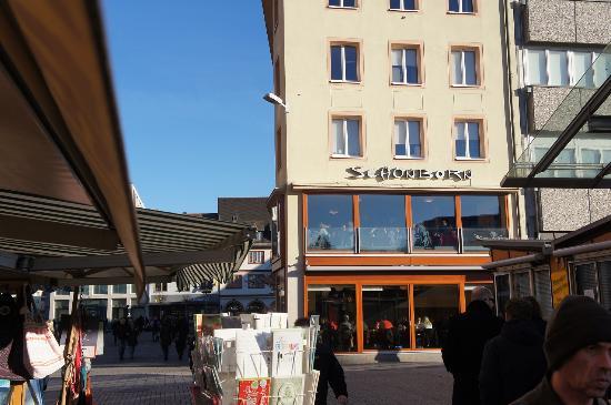 Cafe Schonborn