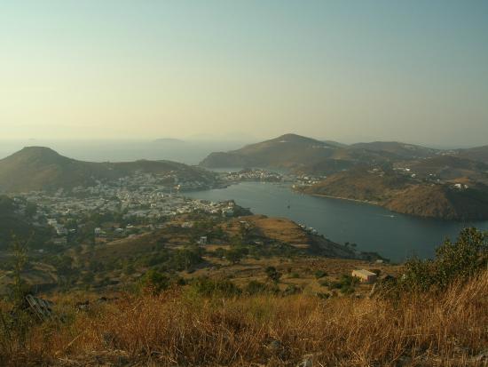 Yvonni Studios : Patmos island overview
