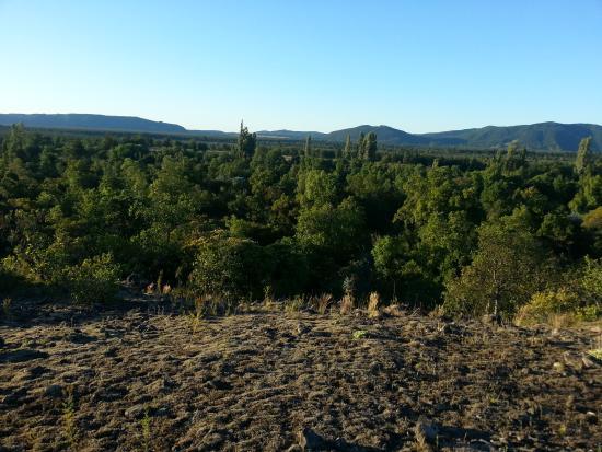 Turismo Curalemu : Sendero propio de Curalemu