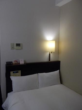 APA Hotel Keisei Narita Ekimae : Double bed room for two