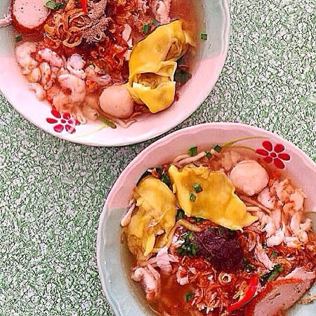 Ko Yoon Noodle Shop Phuket: Delicious noodles!
