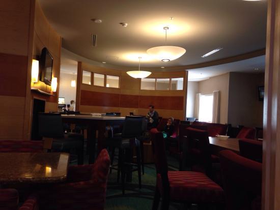 SpringHill Suites Charlotte Lake Norman/Mooresville: Breakfast