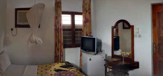 Shangani Hotel: Bedroom