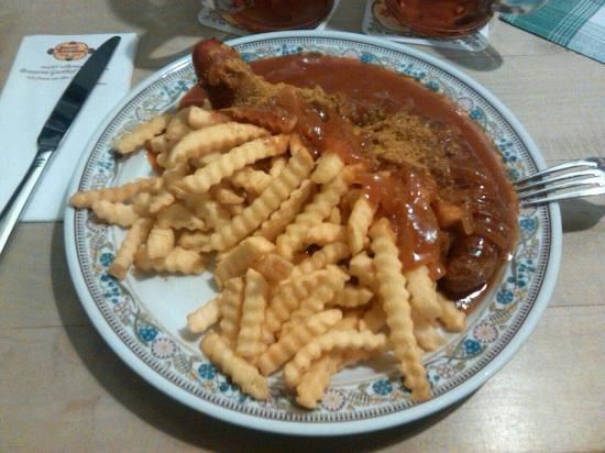 Brauerei Spezial: Curry wurst