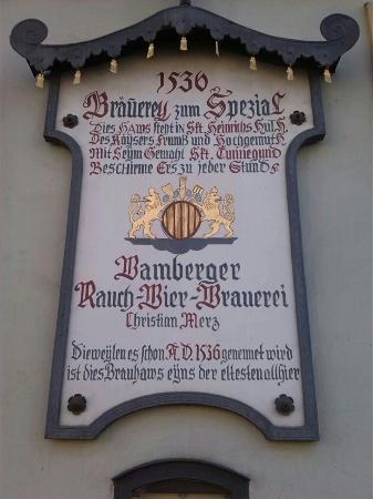 Brauerei Spezial: La targa