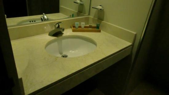Hotel El Espanol Paseo de Montejo: Waschbecken