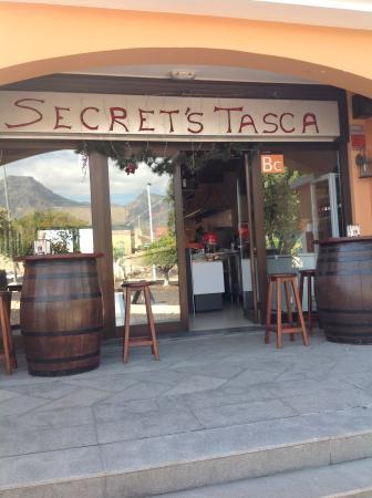 Secret's Tasca