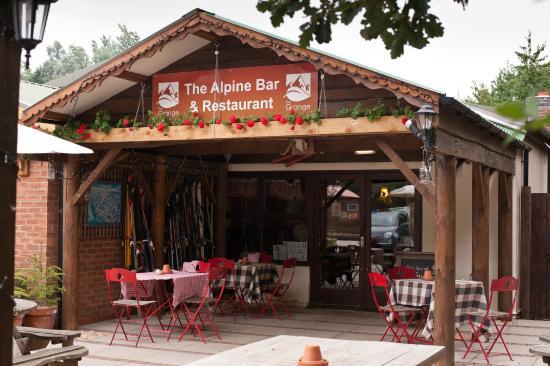 J and L Holdings Limited: Alpine Restaurant Entrance