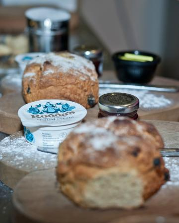 J and L Holdings Limited: Scones!
