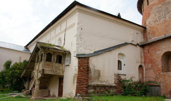 Likhudov Building Museum