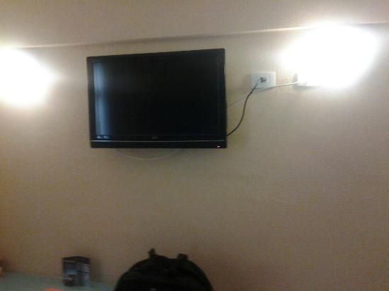 Sables Hotel : TV