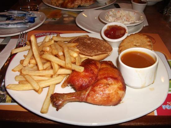 Restaurant St Hubert Menu Des Fetes