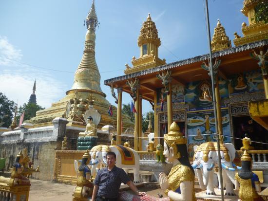 Phnom Yat: วัด Phnom Yaht