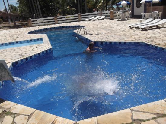 Piscina picture of hotel mar e sol prado tripadvisor for K sol piscinas