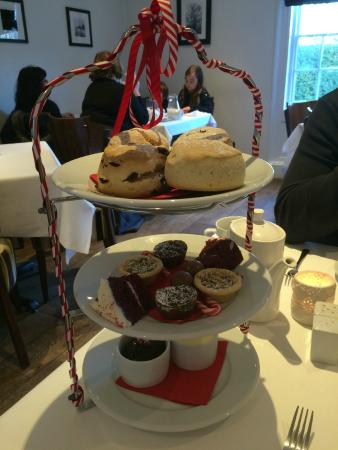 The Kilns Hotel: Winter Afternoon Tea