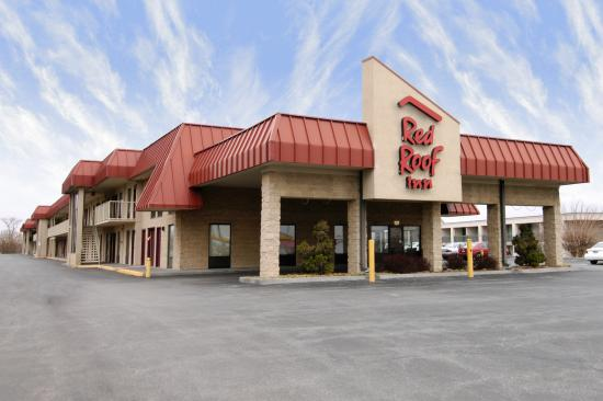 Red Roof Inn Winchester: Exterior